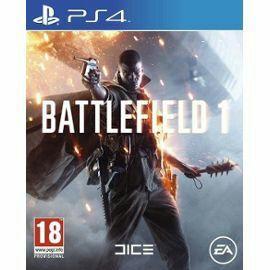 Précommande : Jeu Battlefield 1 sur PS4 ou Xbox One