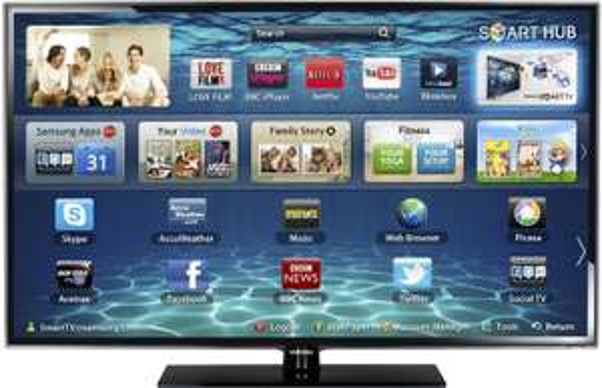 "TV LED 46"" Samsung 46ES5500 Full HD SmartTv"