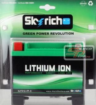 Batterie Lithium Moto Skyrich