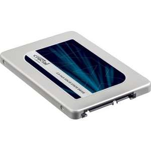 "SSD interne 2.5"" Crucial MX300 - 525 Go + Pont CrossFire - 120 mm"