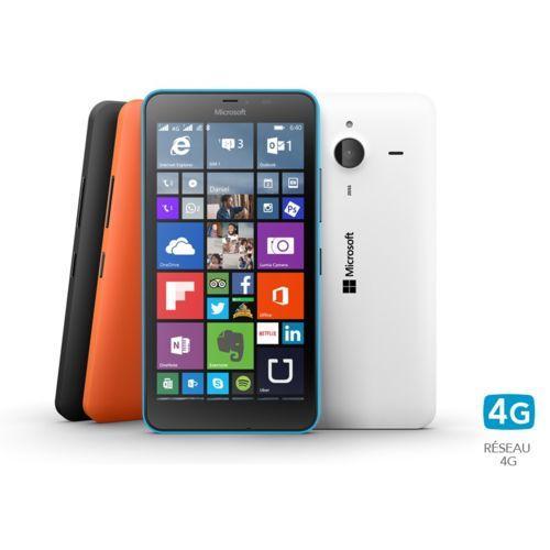 "Smartphone 5.7"" Microsoft Lumia 640 XL Noir - Dual Sim"
