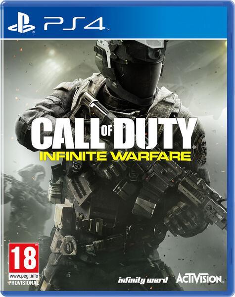 Call of Duty: Infinite Warfare sur PS4