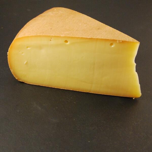 Fromage à raclette fumée au lait cru (origine France, Haut-Doubs) - le kilo