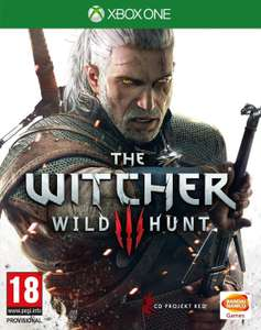 The Witcher 3 sur Xbox One