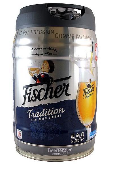 Fut de Bière compatibles Beetender - 5L (plusieurs modèles)