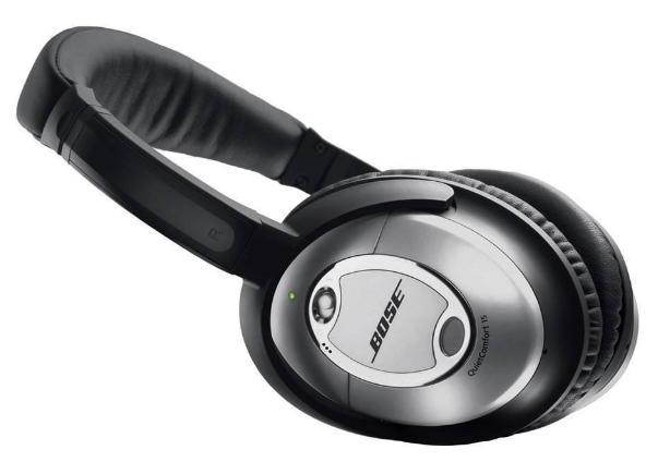 Casque Bose QuietComfort 15 à réduction de bruit