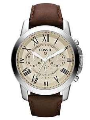 Montre Connectée Fossil FTW10002 pour Homme
