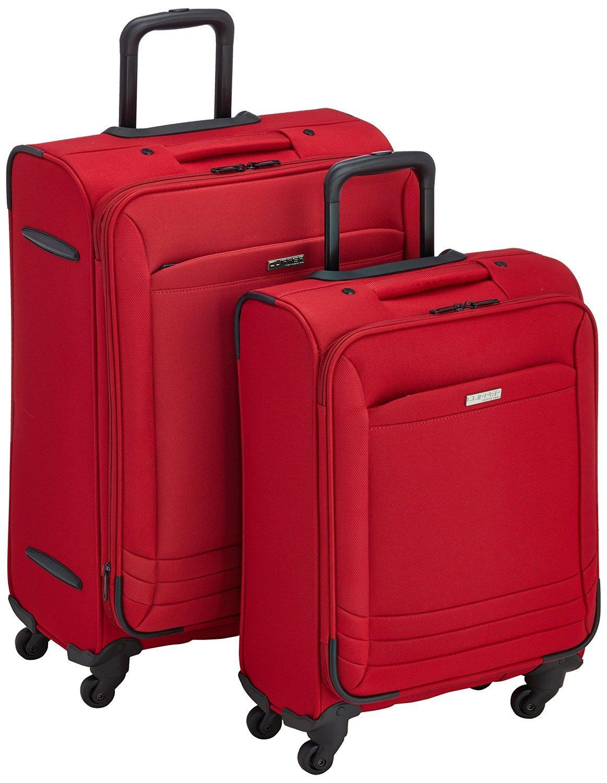 Set de 2 bagages Clipper 309BO - Rouge, 67L