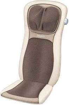 Siège de massage Shiatsu Beurer MG260 (en velour, crème)