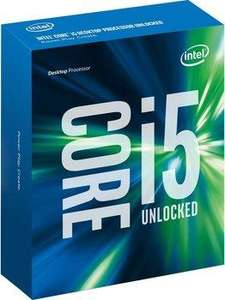 Processeur Intel Core i5-6600K (3.5 GHz, OEM)