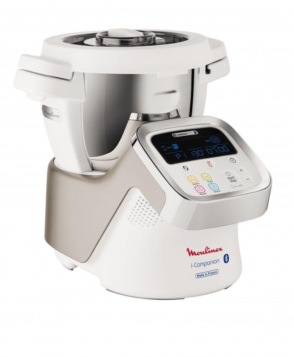 [Précommande] Robot multifonction connecté Moulinex HF9001