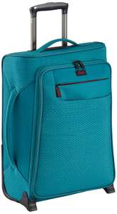 Valise Stratic Conquest Turquoise - 38 x 20 x 55cm