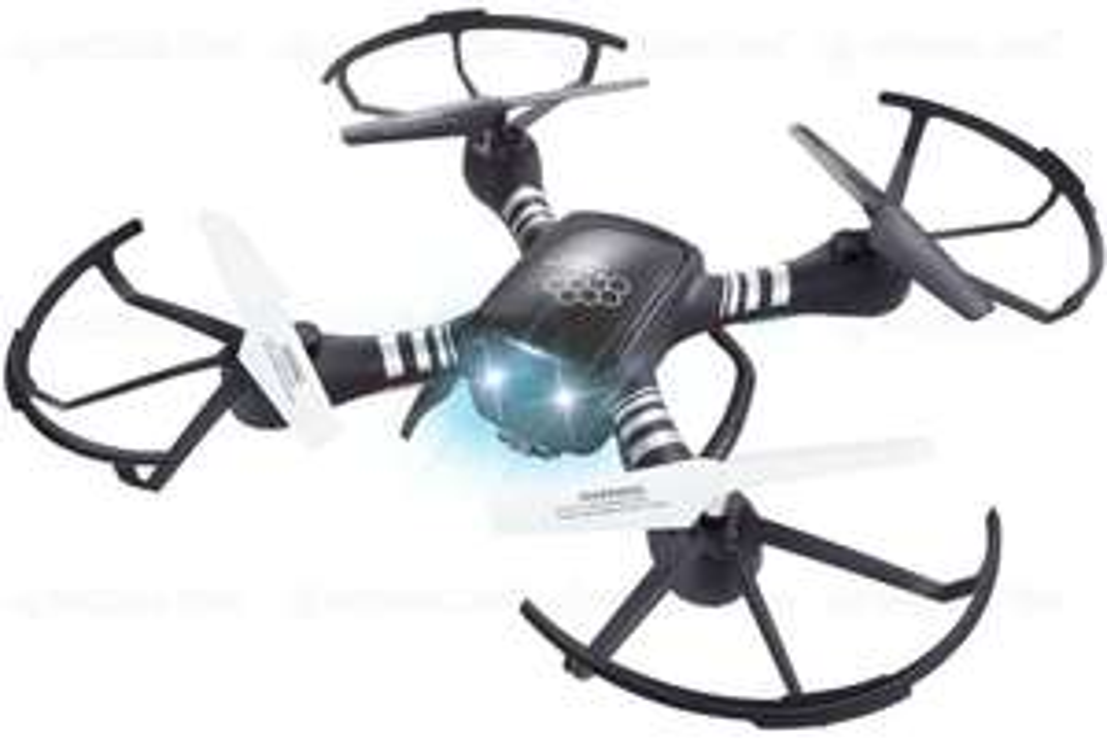 Drone Urbanglide IND'FLY 320w - Caméra amovible jusqu'à 100m, rotation 360°, autonomie 7 à 8 min POUR