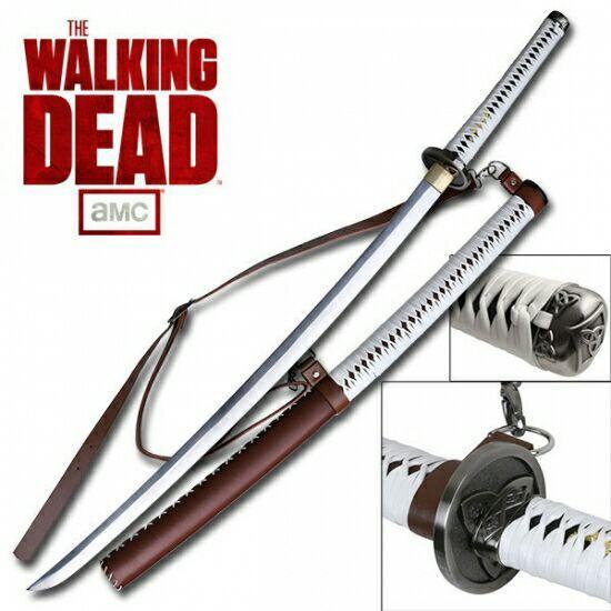 Sabre de Michonne The Walking Dead  Officiel collector