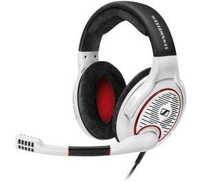 Casque-Micro Gaming Ouvert Sennheiser Game One - Blanc