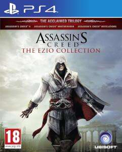 Assassin's creed : The Ezio Collection sur PS4 et Xbox One