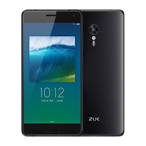 """Smartphone 5.2"""" Lenovo Zuk Z2 Pro - 4G FDD-LTE, 6 Go de Ram, 128 Go, blanc ou noir"""