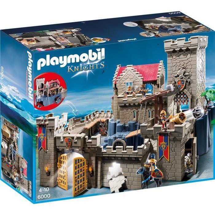 Playmobil Knights château des chevaliers du Lion Impérial n°6000