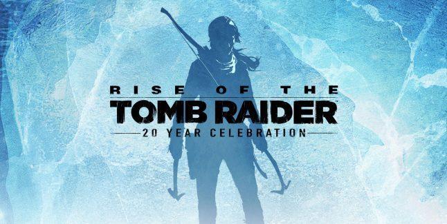 Pass 1 journée pour la Paris Games Week + jeu  Rise of the Tomb Raider pour PS4 édition 20ème anniversaire + autres Goodies offerts si vous venez déguisé en Lara Croft