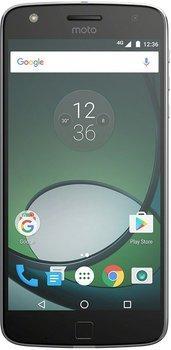 """Smartphone 5.5"""" Lenovo Moto Z Play - version UK, 32 Go, 3 Go de RAM, blanc ou noir"""