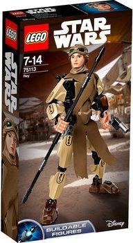Sélection de figurines Lego Star Wars en promotion - Ex : Lego Star Wars - Rey (75113)