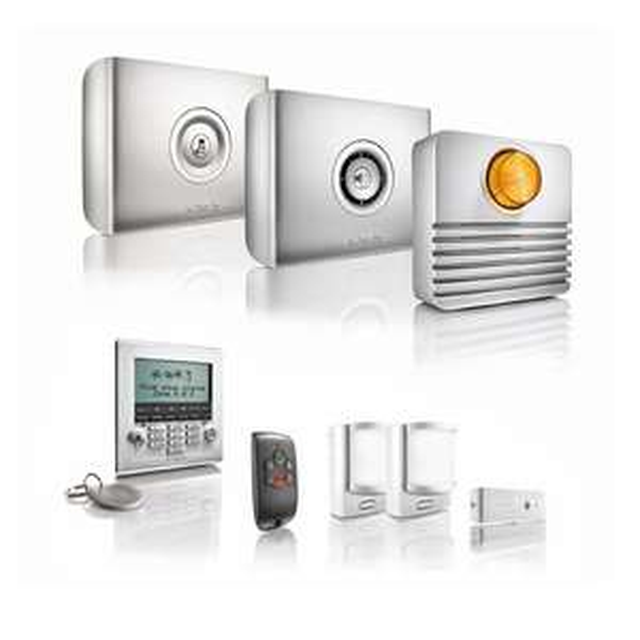 Système d'alarme Somfy Protexiom Integral (avec transmetteur GSM)