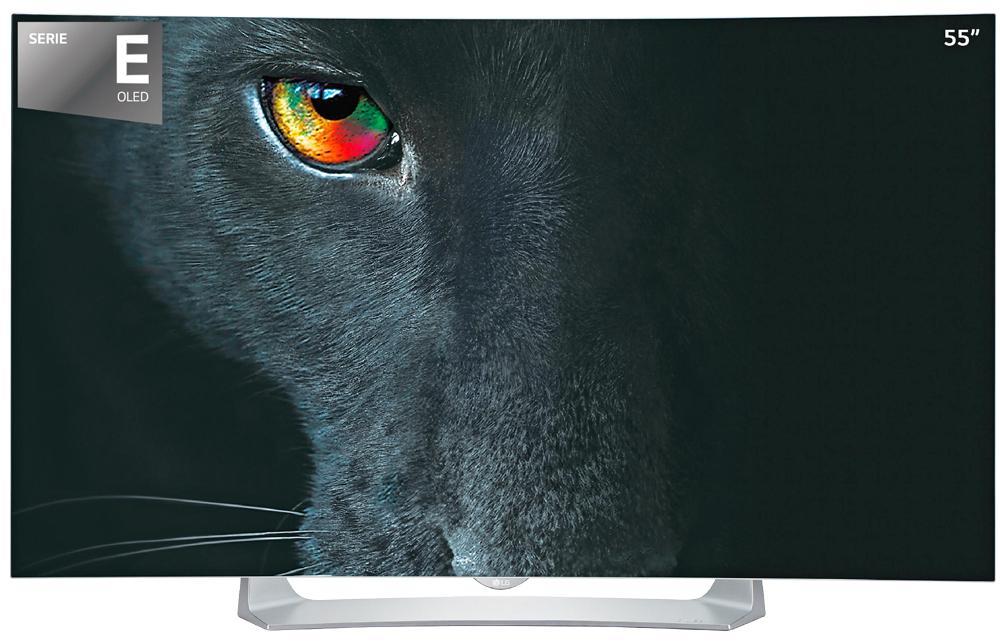 """TV 55"""" LG OLED 55eg910v - FullHD, Incurvée"""
