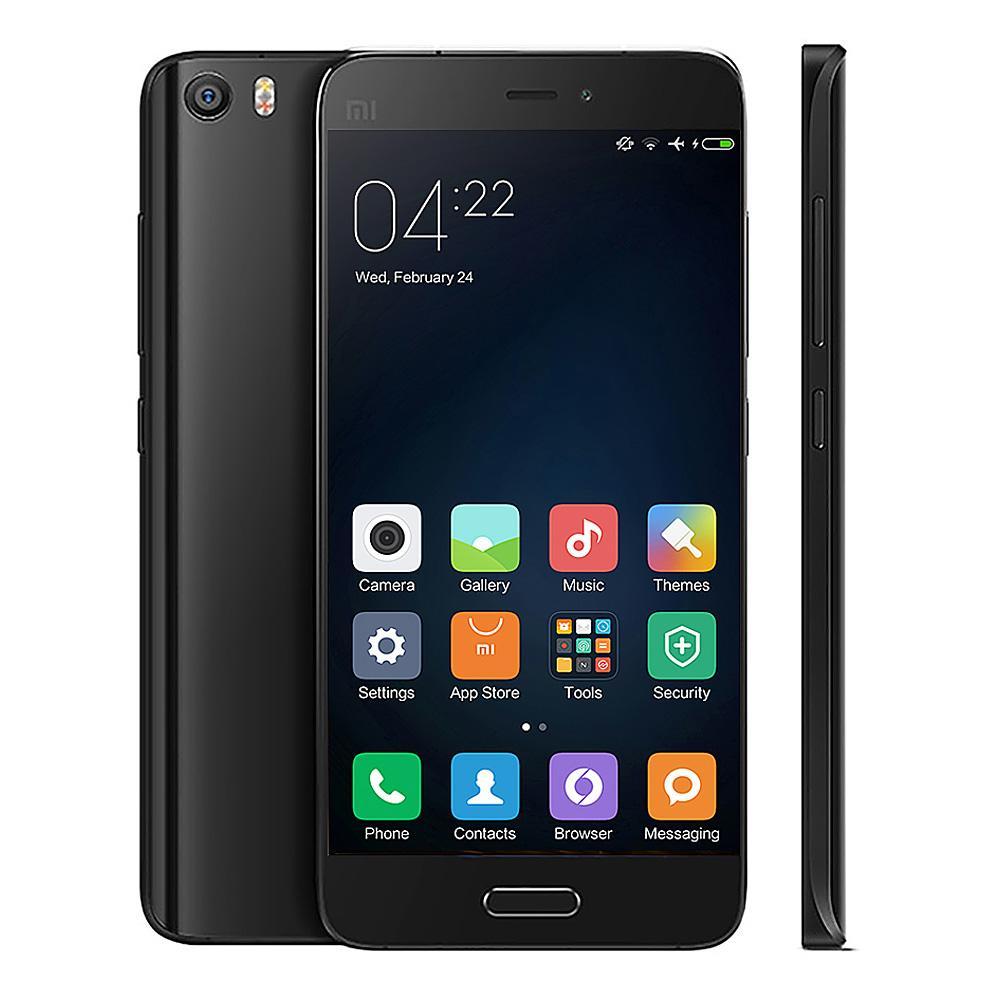 """Smartphone 5.1"""" Xiaomi MI5 - 64Go, 3Go de Ram, 4G (pas de B20)"""