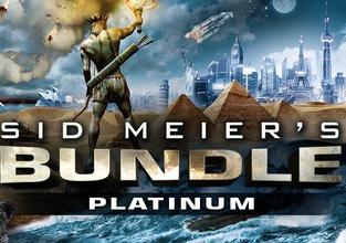 Sid Meier's Bundle Platinum - 7 jeux Sid Meier's sur PC (Dématérialisé - Steam)