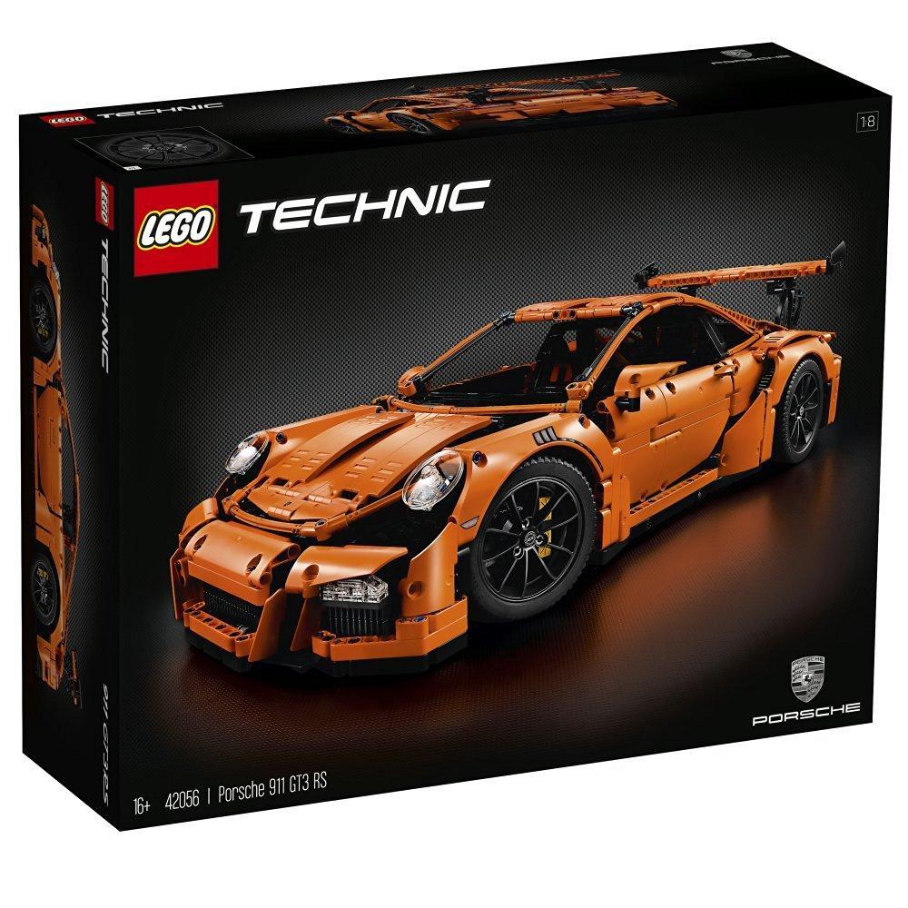 Jouet Lego Technic 42056 - Porsche 911 GT3 RS