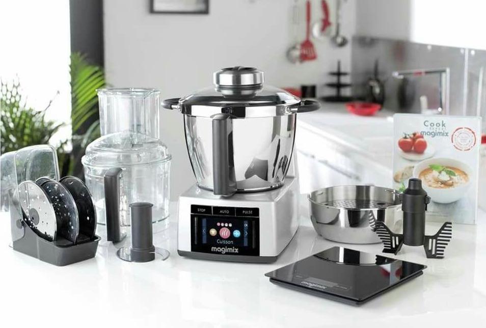 Robot cuiseur Magimix Cook Expert