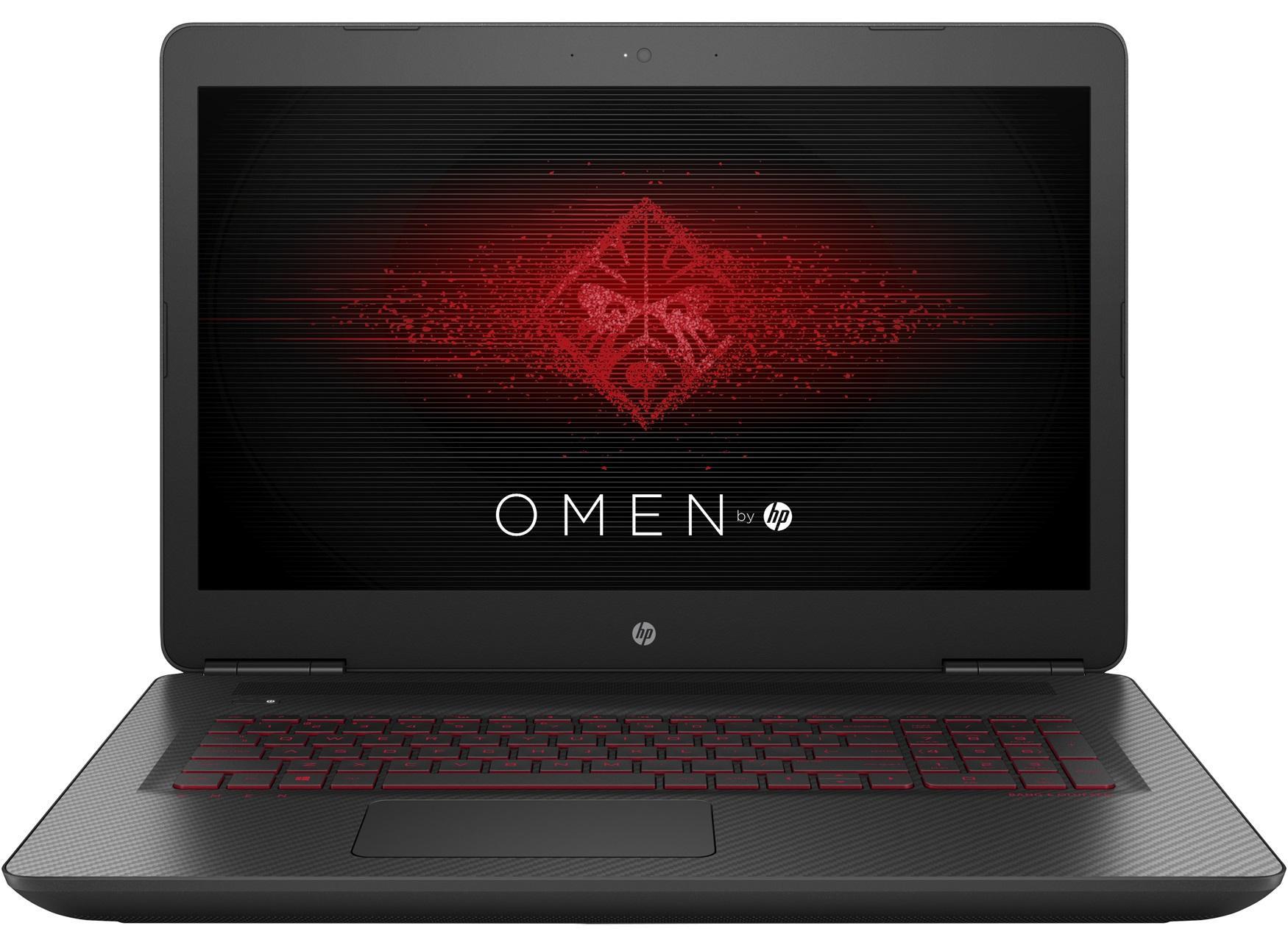 "PC Portable 17"" HP Omen 17-w025nf - Full HD, i5, RAM 8 Go, HDD 1 To + SSD 128 Go, GTX 960M"
