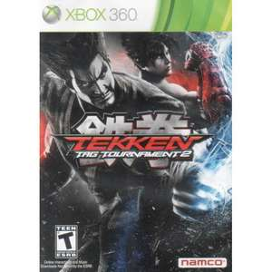 Tekken Tag Tournament 2 sur Xbox 360