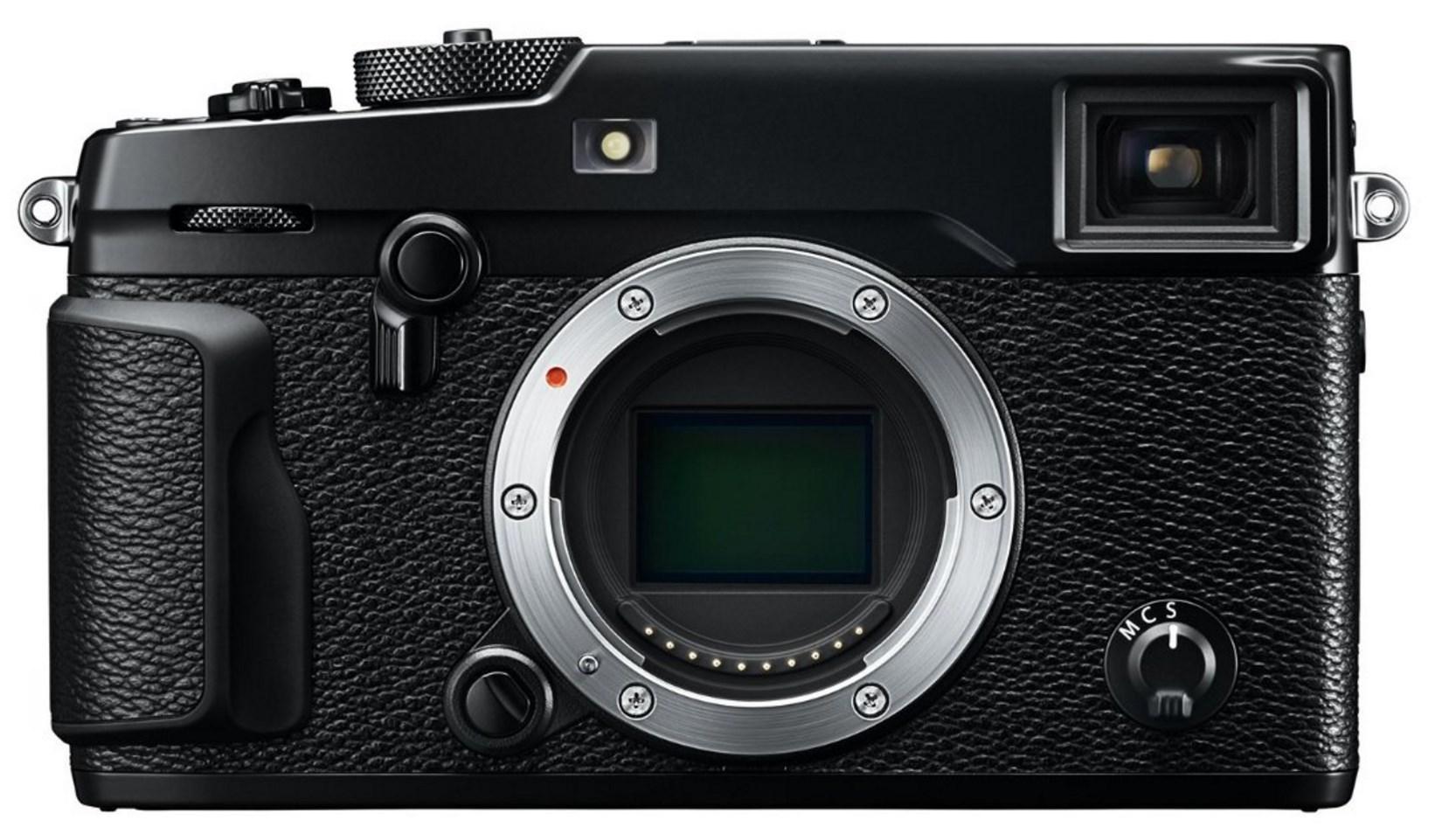 Appareil Photo Numérique Hybride Fujifilm X-Pro2 - 24,3 Mpix, Noir, Nu