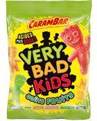 Lot de 3 paquets de carambar Very Bad Kids - 195g