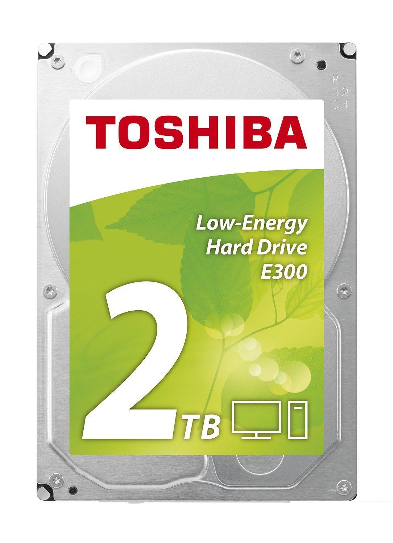 """Disque dur 3.5"""" Toshiba E300 2 To"""