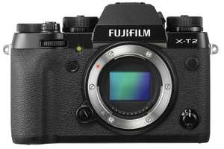 Appareil photo hybride Fujifilm X-T2 - Boitier nu