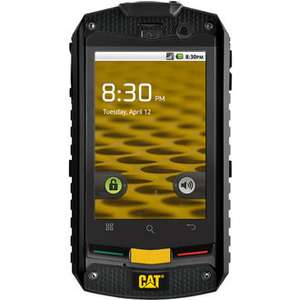 Smartphone Caterpillar B10 Double Sim Waterproof (IP 67) android