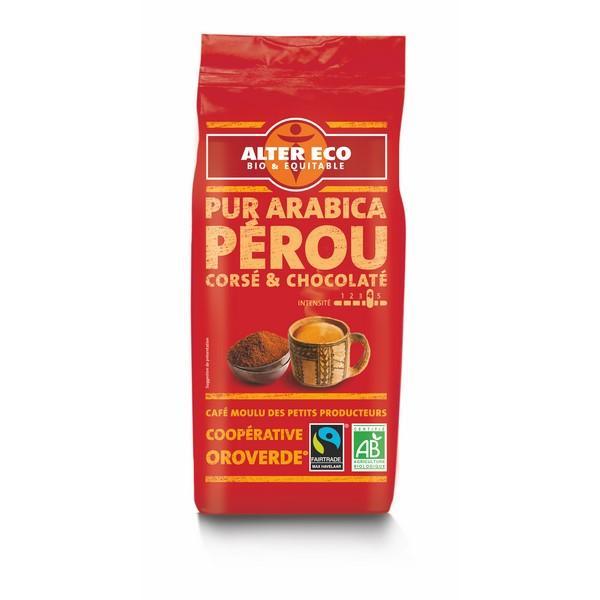 Sélection d'épicerie optimisée - Ex: Café de Pérou Alter Eco Bio 250g (via Coupon Network et Quoty)
