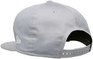 Casquette New Era Snapback - Taille S/M, Gris
