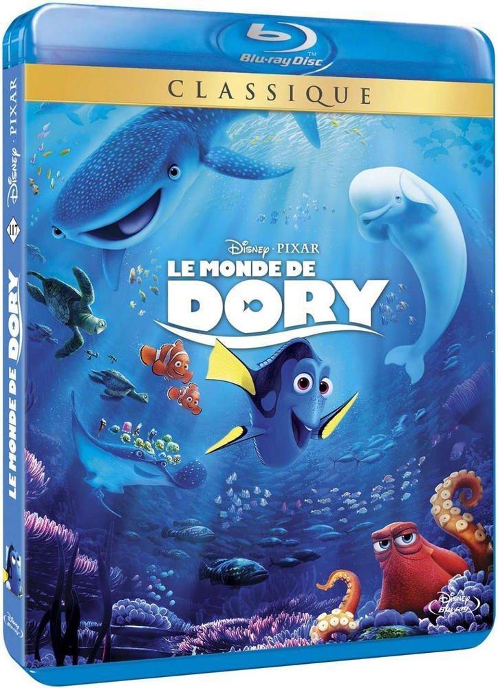 Blu-ray Le Monde de Dory (avec 4€ en Ticket Leclerc)