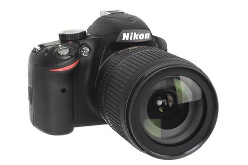 Kit Reflex Nikon D3200 + Objectif AF-S DX 18 - 105 mm f/3.5 - 5.6 VR ED