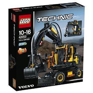 Jouet Lego Technic Volvo - EW160E