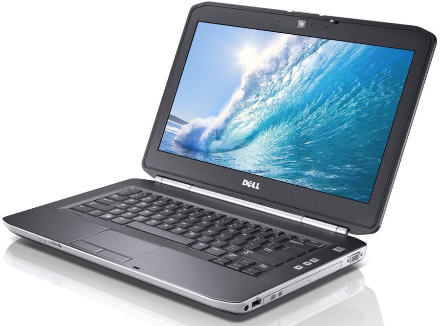 """PC Portable 14,1"""" HD DELL Latitude E5420 (Reconditonné) -  I5 2520M (2,5GHz), RAM 8Go, HDD 250Go, Lecteur DVD"""