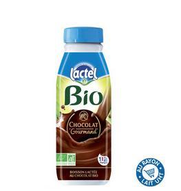 Lait Lactel Chocolat ou Caramel (via Shopmium)