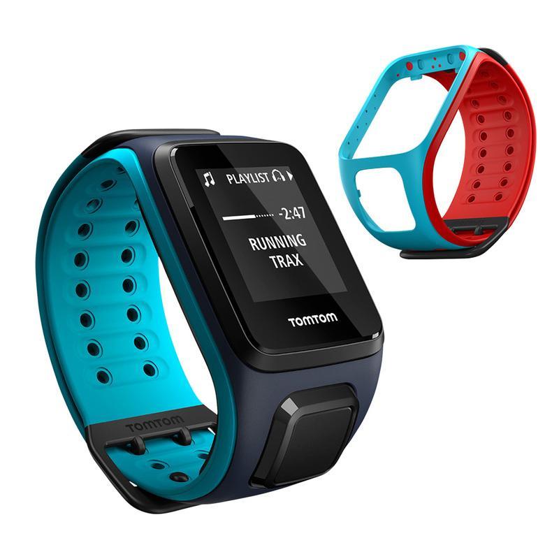 Montre GPS TomTom Runner 2 Cardio + Music