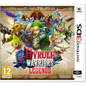 Hyrule Warriors sur 3DS