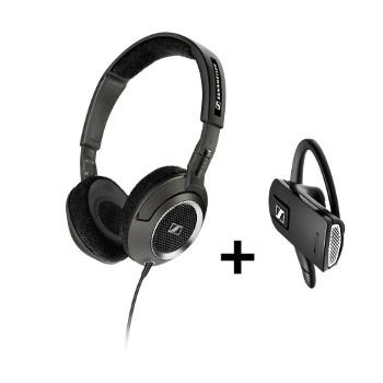 Pack Sennheiser Casque HD239 + Oreillette Bluetooth EZX 60