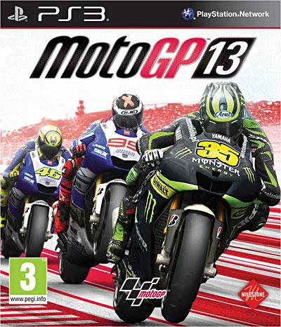 MotoGP 2013 sur PS3