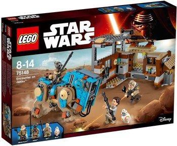 Jouet Lego Star Wars - Rencontre sur Jakku (75148)